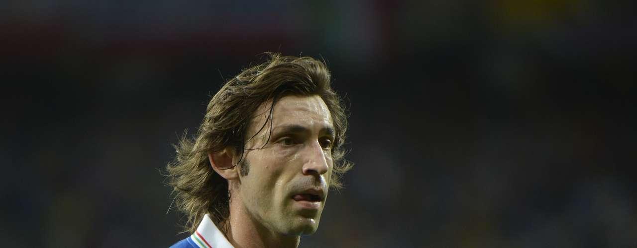 Andrea Pirlo (Italy - Juventus)