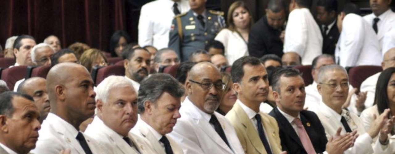El nuevo mandatario, que ejercerá el poder durante los próximos cuatro años, aseguró que en la gestión de Fernández son muchas e importantes las reformas desarrolladas. \