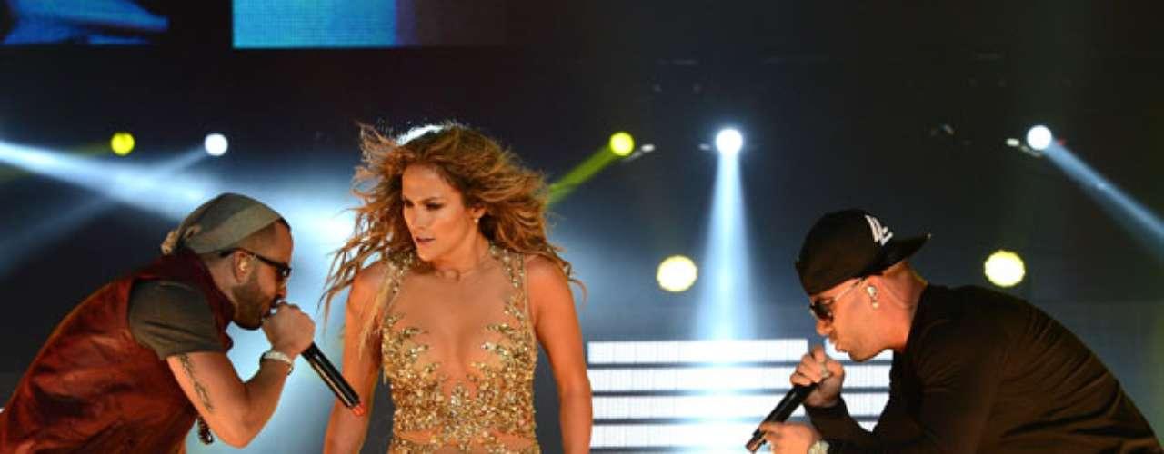La dupla de Jennifer López con \