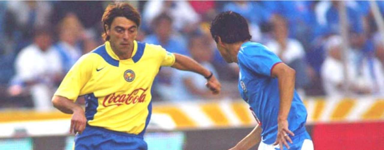 The information published in the Colombian RCN Noticias also accuses America and Cruz Azul for Money laundering in the transaction for the Argentinean Claudio Lopez.