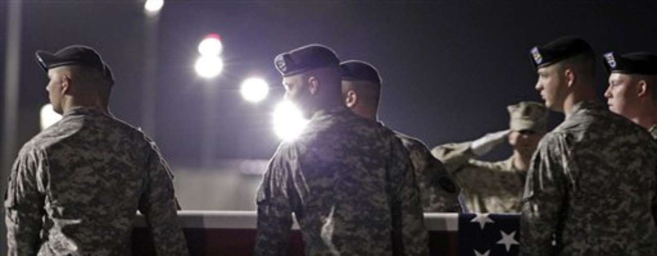 Fort Bragg, en Carolina del Norte, es la base del Ejército que más suicidios ha registrado en lo que va de año con 13 muertes, según apunta el diario USA Today.