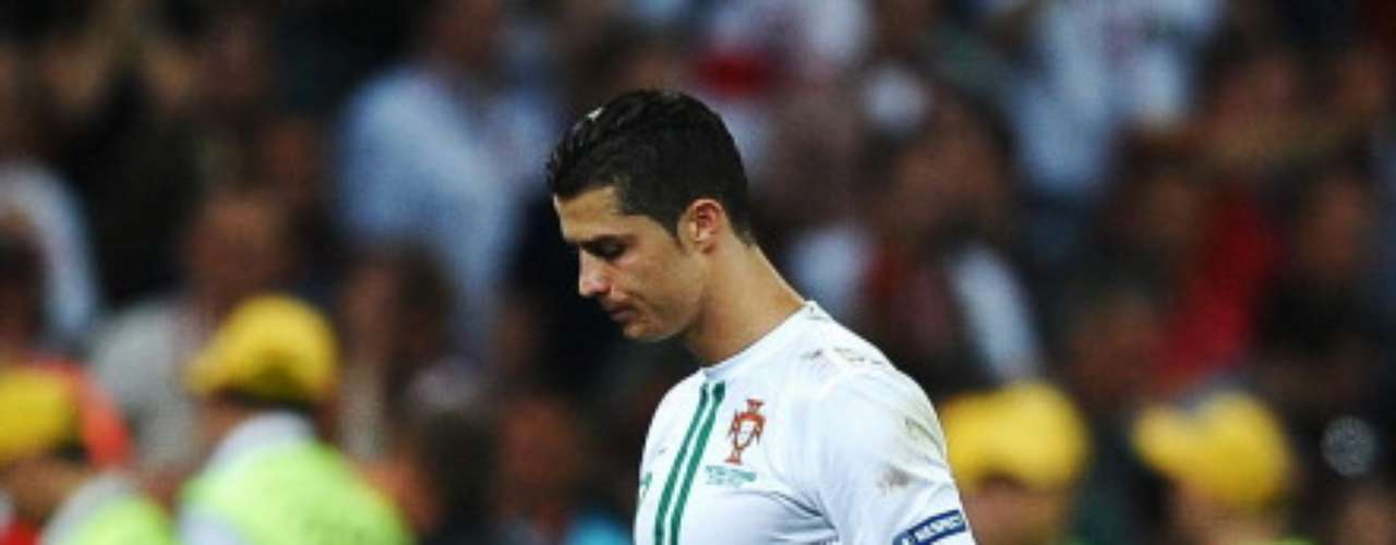 Ronaldo was close to a Euro 2012 final berth until being eliminated by Spain in a penalty shootout in the semifinals.
