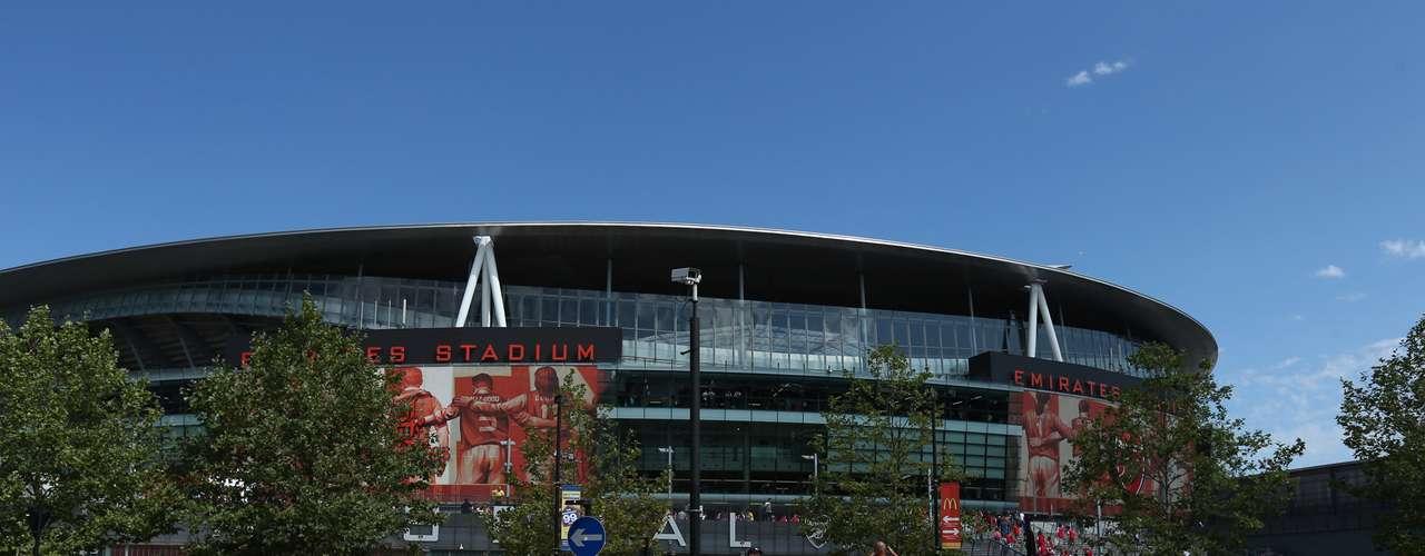 Arsenal recibió al Sunderland en el Emirates Stadium
