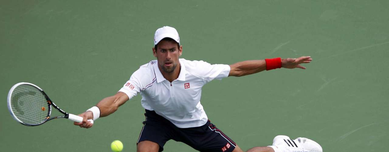 Novak Djokovic avenged his Olympics loss against Juan Martin del Potro.