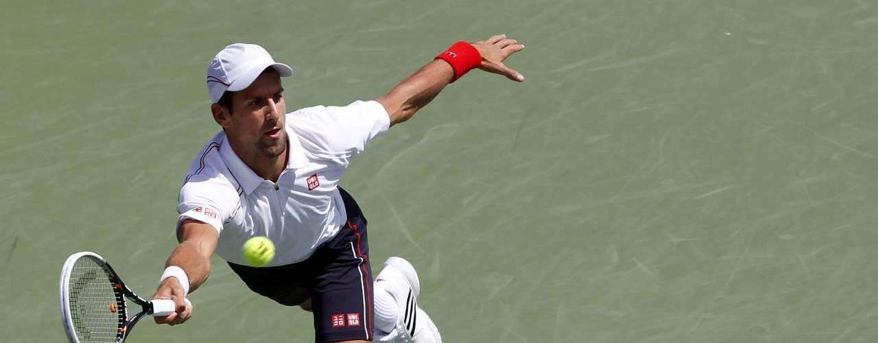 The Serbian, Djokovic, hopes to gain momentum for the US open.