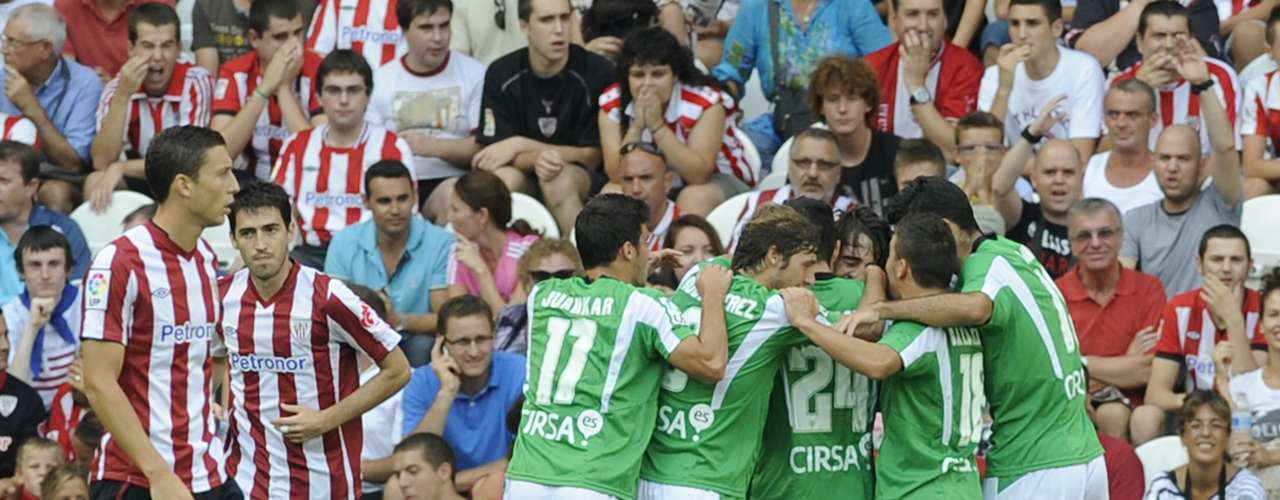 Betis entró al terreno de juego como la probable víctima de los dirigidos por Marcelo Bielsa