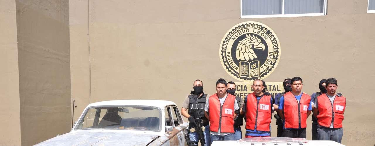 Los presuntos secuestradores confesaron haber asesinado al empresario Damián González, luego de que Álvarez Lázaro fue despedido de su empresa en meses anteriores.