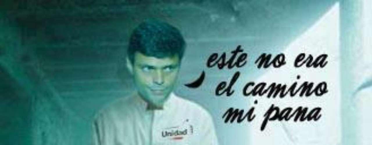 La idea-fuerza de la campaña es que Chávez es un tipo joven, lleno de energía, que tiene un corazón venezolano, para tratar de ocultar que él, con sus 14 años en el poder, ya no puede representar el cambio, y que físicamente está muy debilitado debido a su enfermedad, añadió.
