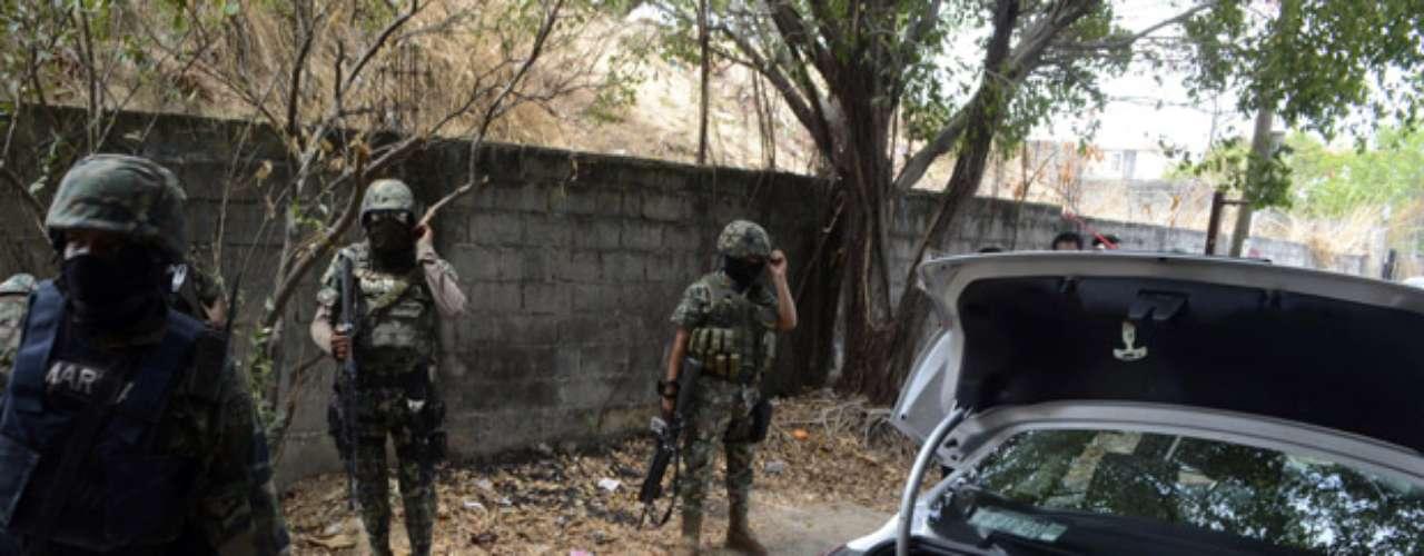 ENCAJUELADOS: Como una imagen de terror resulta hallar a estas víctimas en la parte trasera de algún vehículo. Por lo general, la víctima viene atado de pies y manos y con señales de tortura.
