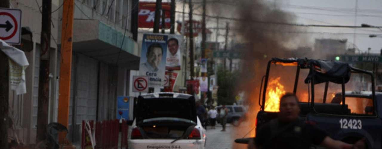 COCHES-BOMBA: Son muy comúnes en países como Colombia, pero algunos de esta clase de actos se han registrado en México en los últimos años. Como ejemplo basta el ocurrido en abril de este año en Ciudad Víctoria, Tamaulipas, en donde resultaron dos policías muertos y cuatro personas más heridas.