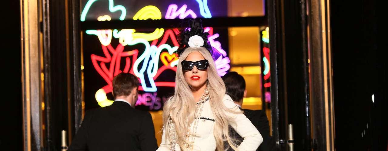 Lady Gaga se ubicó en la posición número 14 de la lista de las 100 mujeres más poderosas del planeta. El ranking está encabezado por la canciller alemana Angela Merkel.