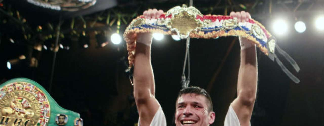 Sergio 'Maravilla' Martínez is currently the prize of Argentine prize fighting. He is considered the third best pound for pound fighter by Ring, as a three time champion middeweight.