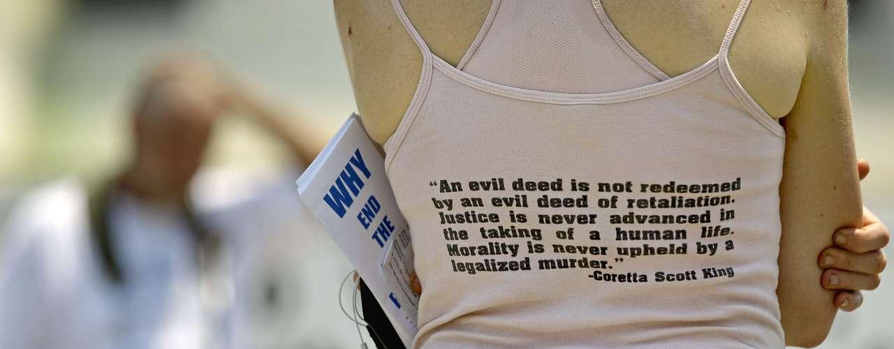 Según el Centro de Información sobre la Pena de Muerte (DPIC, por sus siglas en inglés), de las 1.304 personas que fueron ejecutadas desde 1976 hasta agosto de 2012, 138 personas renunciaron a sus derechos de apelación y prefirieron que se llevara a cabo la sentencia de muerte.