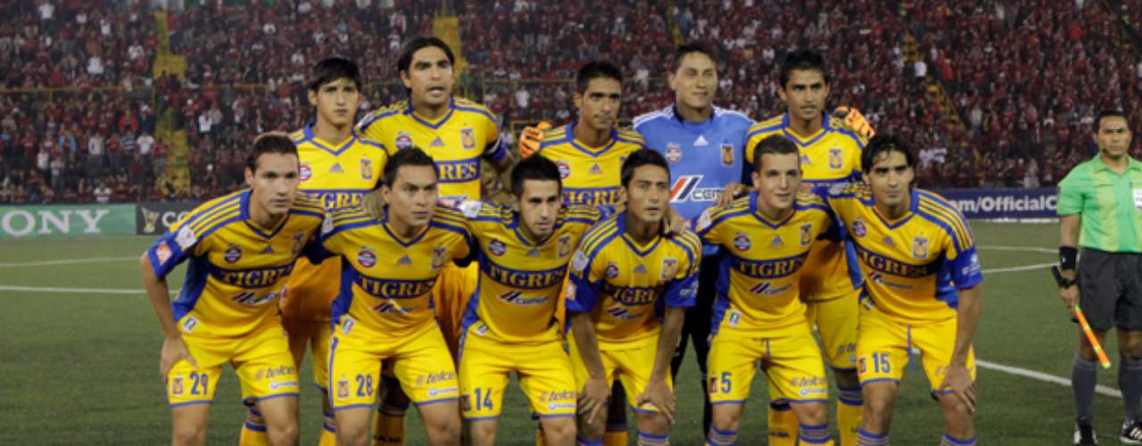 Tigres could not get the three points but they remain leaders of the group.