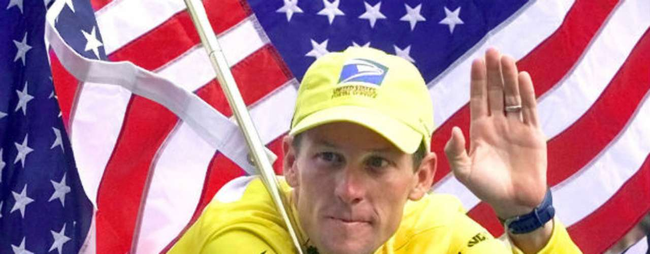 La Agencia Estadounidense Antidopaje (USADA) despojó a Lance Armstrong de sus siete títulos en el Tour de Francia para borrar de la historia uno de los más increíbles logros deportivos de un sobreviviente de cáncer. USADA llegó a la conclusión de que Armstrong usó estimulantes. El estadounidense, que se retiró hace un año, también fue suspendido de por vida del ciclismo por la UCI. En el inicio de este 2013 la bomba estalló para el atleta.
