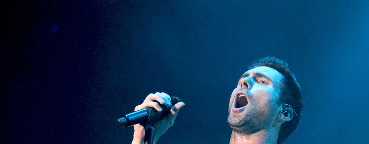 Adam Levine y compañía causaron la locura en México. Maroon 5 en su gira \