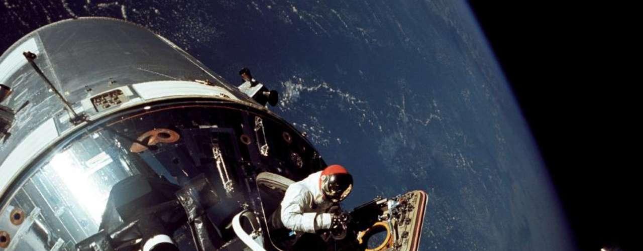 David Scott. Apolo 15, 1971. Nacido en 1932.