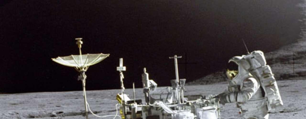 James B. Irwin. Apolo 15, 1971. 1930-1991.