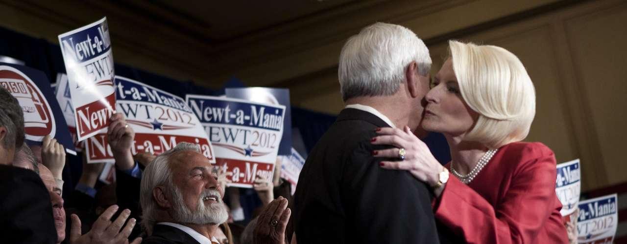 El 28 de abril de 2012, durante la Cena de Corresponsales de la Casa Blanca, también hubo mucho amor.