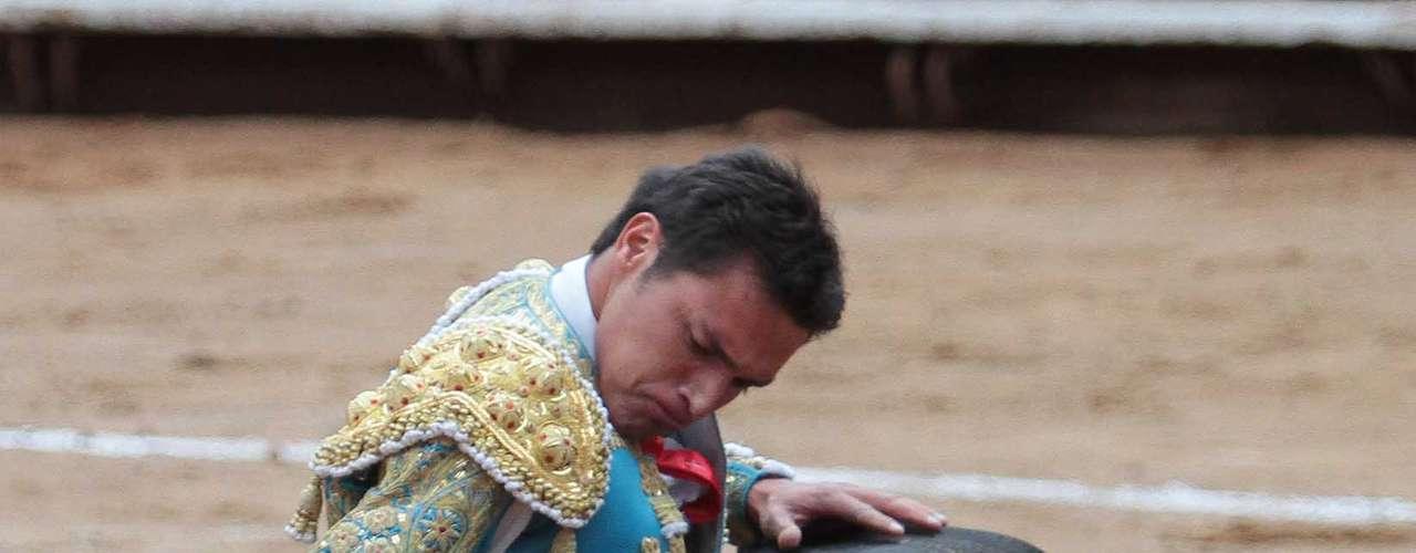 Hernández, con el Toro \