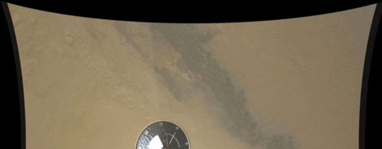 Michael Malin, investigador principal del proyecto Mastcam, encargado de procesar y analizar las imágenes que llegan desde Marte, aseguró que esa es una de las zonas donde centrarán sus objetivos. \