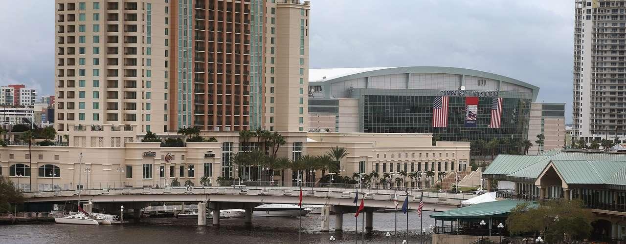 $ 55 millones - La meta de recaudación de fondos en dólares fijada por el Comité Anfitrión de Tampa Bay.