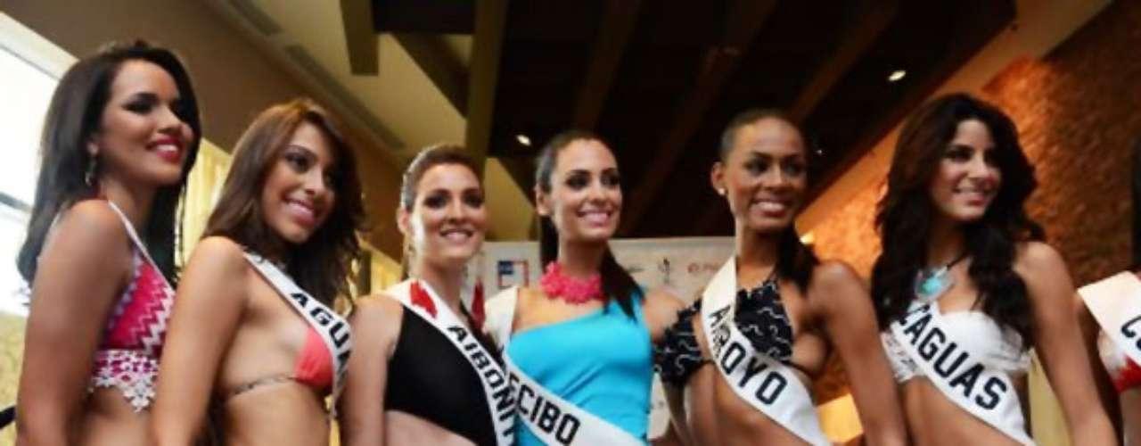 Entre las 32 candidatas al trono de Miss Universe Puerto Rico, fanáticos y expertos en belleza han elegido a sus favoritas antes de que la nueva soberana tome el puesto de a Bodine Koehler, actual Miss Puerto Rico. Ente ellos el portal especializado en belleza Beauties of the World es uno de los que  se ha dado a la tarea de elegir a sus favoritas. Aquí sus primeros puestos.