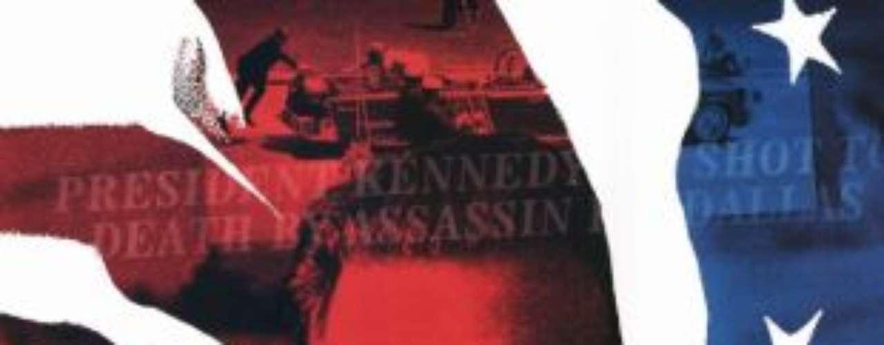 JFK (1991): Dirigida por Oliver Stone, director cuya producción cinematográfica es predominantemente cargada de contenido político, la película examina los eventos que llevaron al asesinato del presidente John F. Kennedy y el supuesto encubrimiento del crimen a través de los ojos del exfiscal de distrito de Nueva Orleans Jim Garrison, interpretado por Kevin Costner. El filme se vio envuelto en controversia después de que importantes periódicos acusaran a Stone de tomarse libertades para alterar hechos históricos, como la participación del presidente Lyndon B. Johnson en un golpe de estado para asesinar a Kennedy. Después de un lento comienzo en taquilla, JFK obtuvo más de 205 millones de dólares a nivel mundial y dos premios Oscar, siendo nominada a otros ocho, incluido el premio a la mejor película.