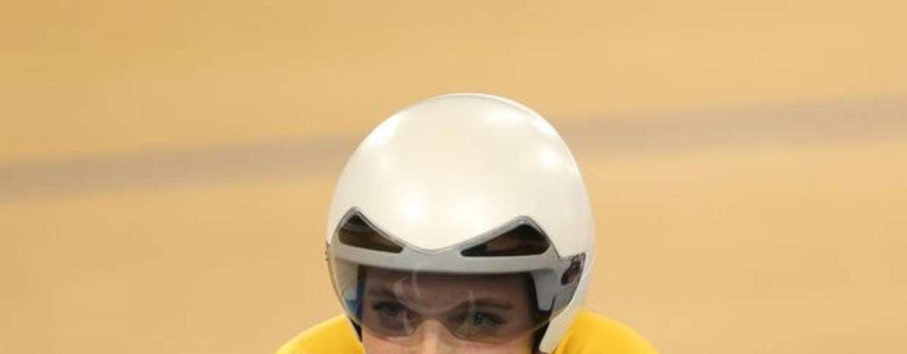 El bronce en la categoría C4 fue obtenido por la ciclista australiana Alexandra Green.