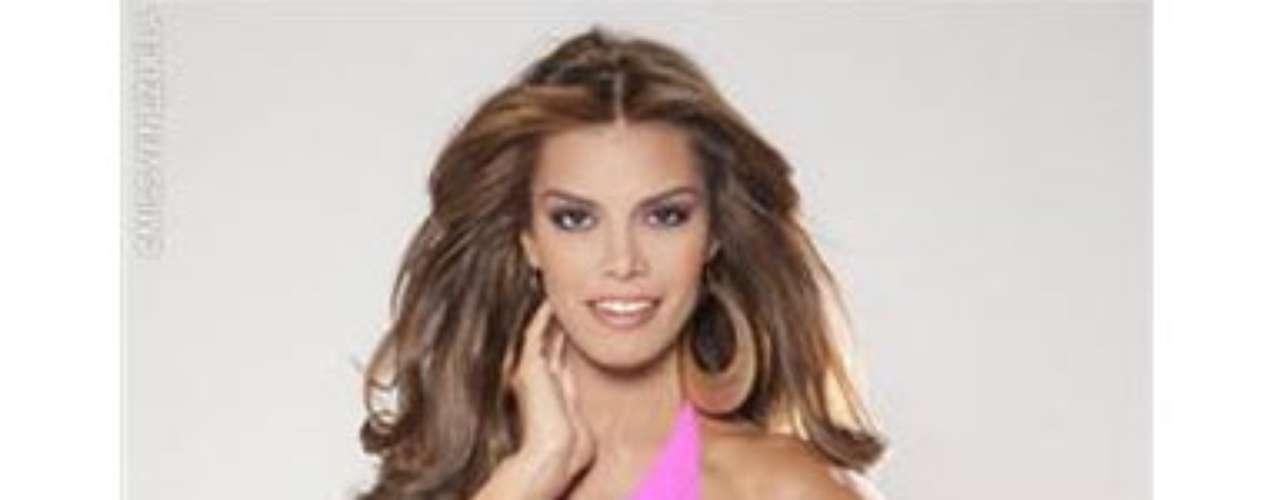 Miss Aragua.Ella es Elián Herrera, tiene 21 años de edad, mide 1.84 metros de estatura y estudia cuarto semestre de Seguros.