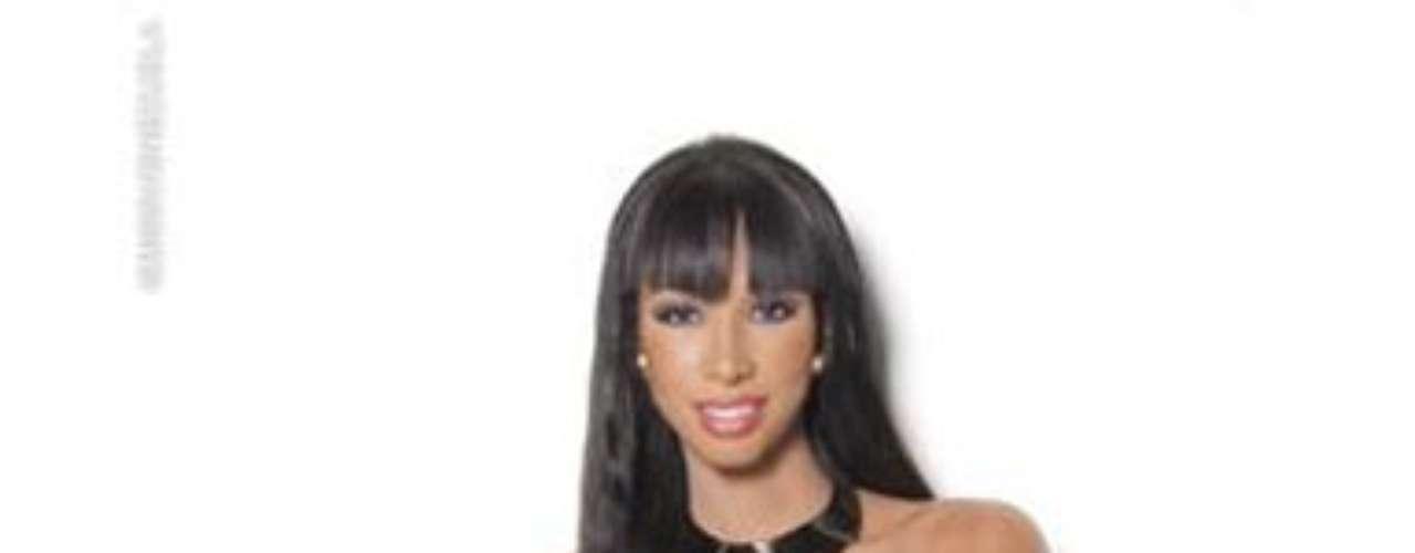 Miss Cojedes. Ella es Milluany Freites, tiene 20 años de edad, mide 1.80 metros de estatura y es T.S.U en Contabilidad y Finanzas