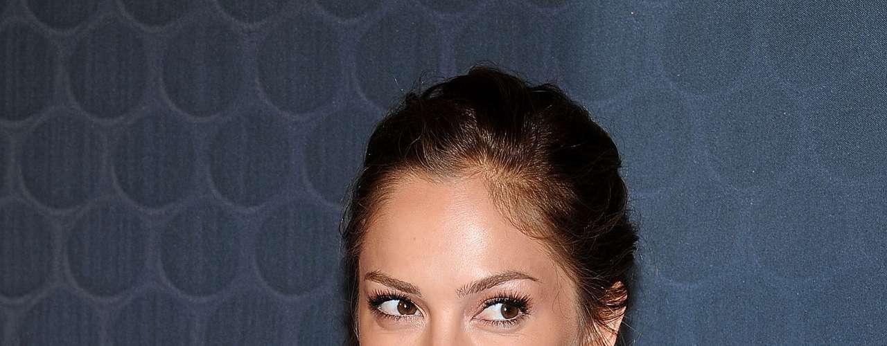 Minka Kelly fue novia del cantante luego de que éste terminara con Jessica Simpson y su romance se mantuvo entre 2007 y 2008.