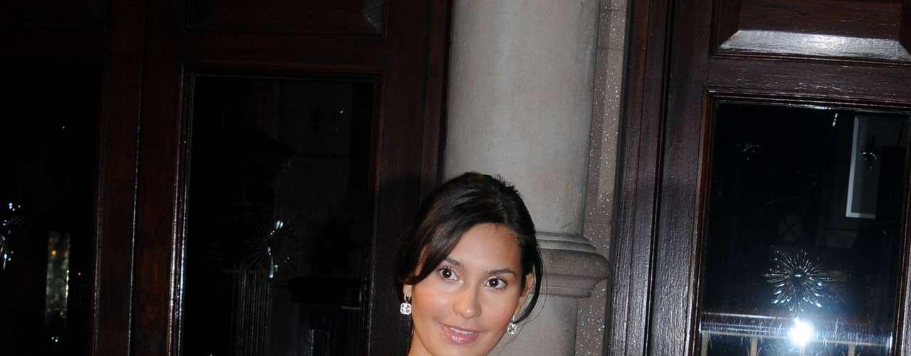 Reena Hammer, la eterna novia de Jonathan Rhys Meyers salió este año con el cantante.