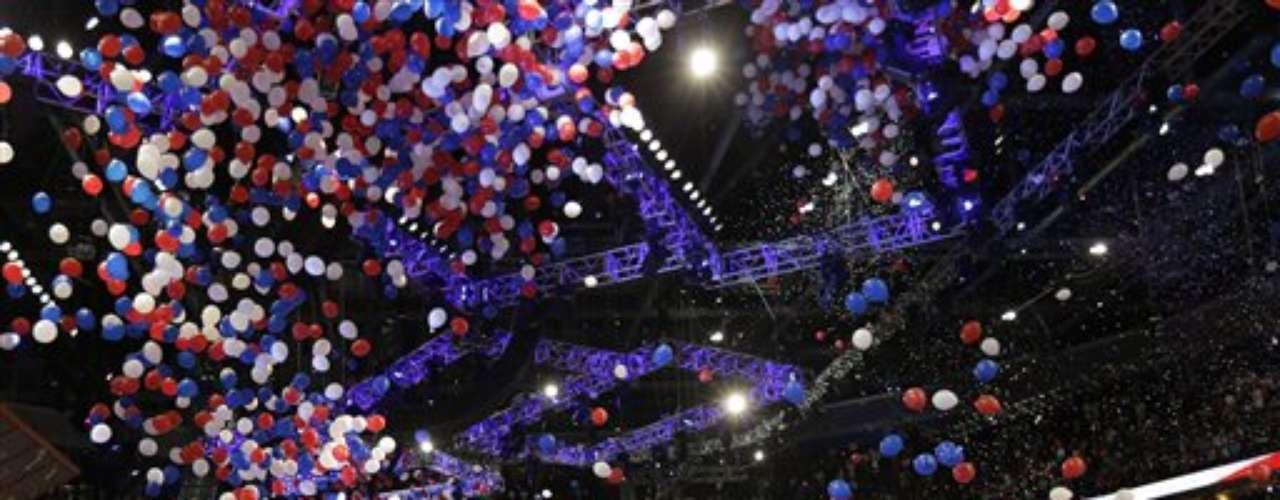 Con un discurso muy alentador el candidato del partido republicano, Mitt Romney cerró la convención republicana llevada a cabo en Tampa, Florida