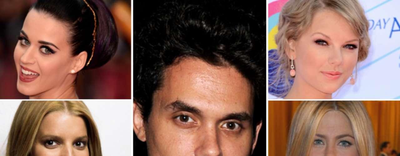 John Mayer además de su voz debe tener un especial encanto porque las mujeres más lindas se han rendido a sus pies.  El cantante tiene una interminable lista de conquistas, entre sus ex novias cuenta Jennifer Aniston, Taylor Swift, Jessica Simpson y muchas más ¿Qué lo hace tan encantador a pesar de que nunca lo vemos en las listas de los más sexys?