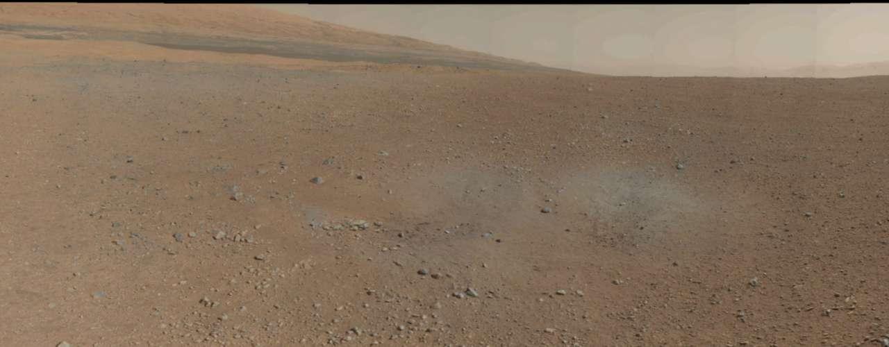 Glenelg es una localidad en Marte donde se entrecruzan tres tipos distintos de terreno, que los expertos de la NASA esperan analizar.