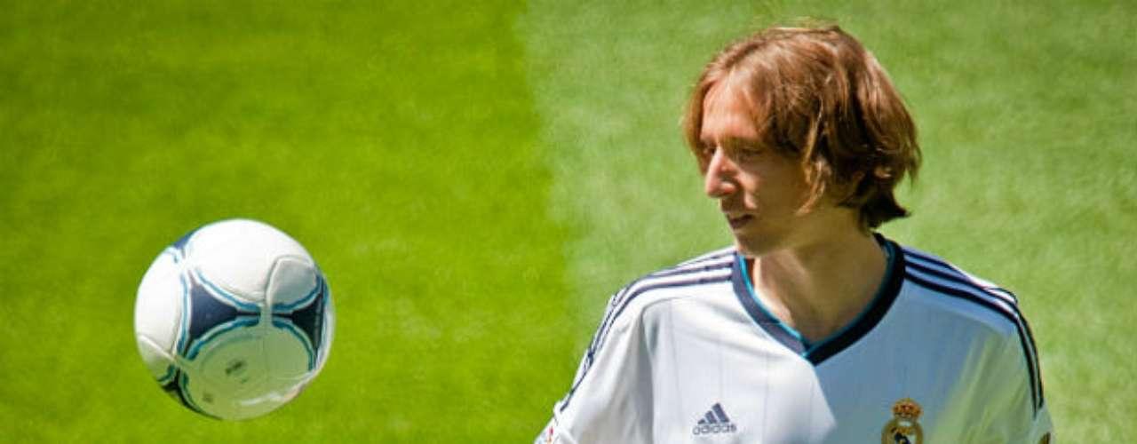 Luka Modric (Croatia - Tottenham, Real Madrid)
