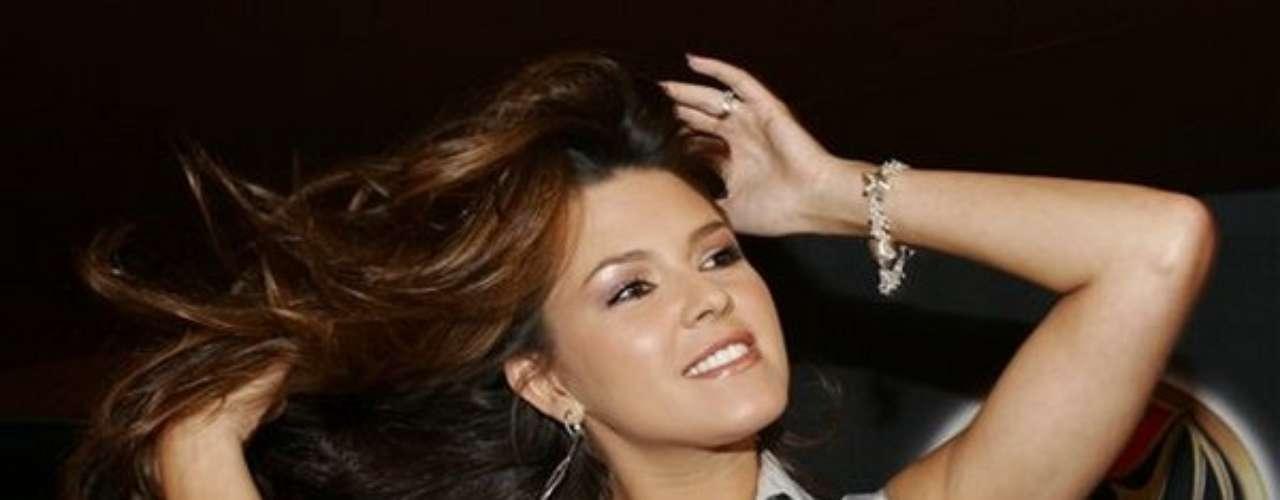 Alicia Machado, ex Miss Universo, ha sido señalada como la amante de José Gerardo Álvarez Vázquez, 'El Indio'.