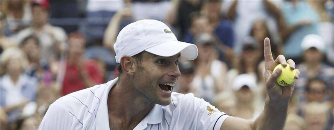 9) Andy Roddick won the US Open in 2003 and has reached four other grand slam finals but was overshadowed by greats like Rafael Nadal and Roger Federer. He spend 18 weeks at number one in his career.