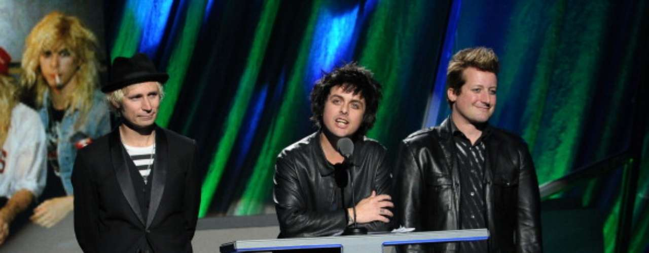 Green Day has been part of this anti-award show since the beginning of their career. This year they are back to show that they still got it.