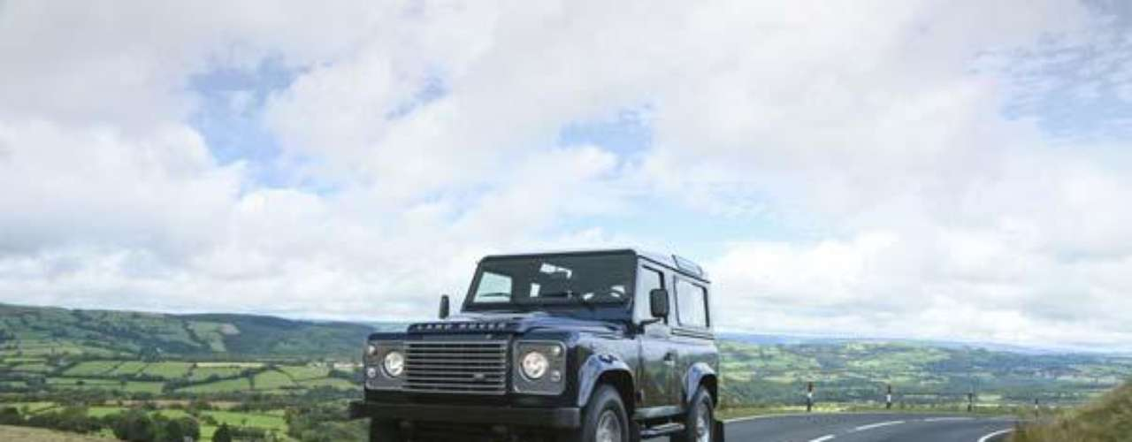 Fotos Land Rover Defender 2013