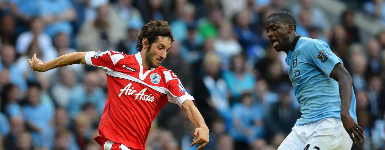 Esteban Granero is one of the latest Spaniards to join the Premier League on a four-year deal with QPR. Usually restricted to the bench at Real Madrid, the midfielder has already gotten huge minutes in his debut with QPR and promises to be one of the teams stars.