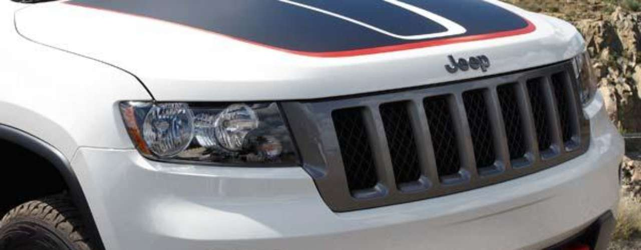 Fotos Jeep Grand Cherokee Trailhawk