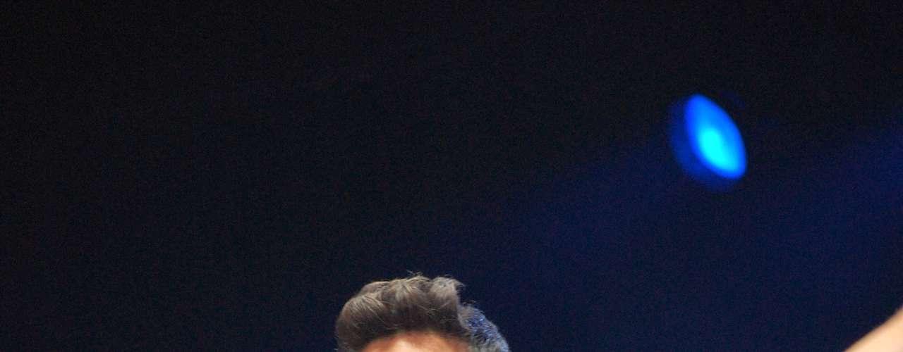 La bachata se hace presente con Prince Royce, quien además tiene una nominación por Mejor Álbum de Fusión Tropical, gracias al álbum \