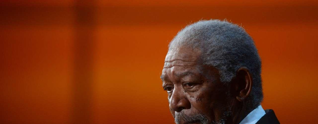 Morgan Freeman llego al punto de afirmar que para mantener una carrera tan exitosa y ocupada: \