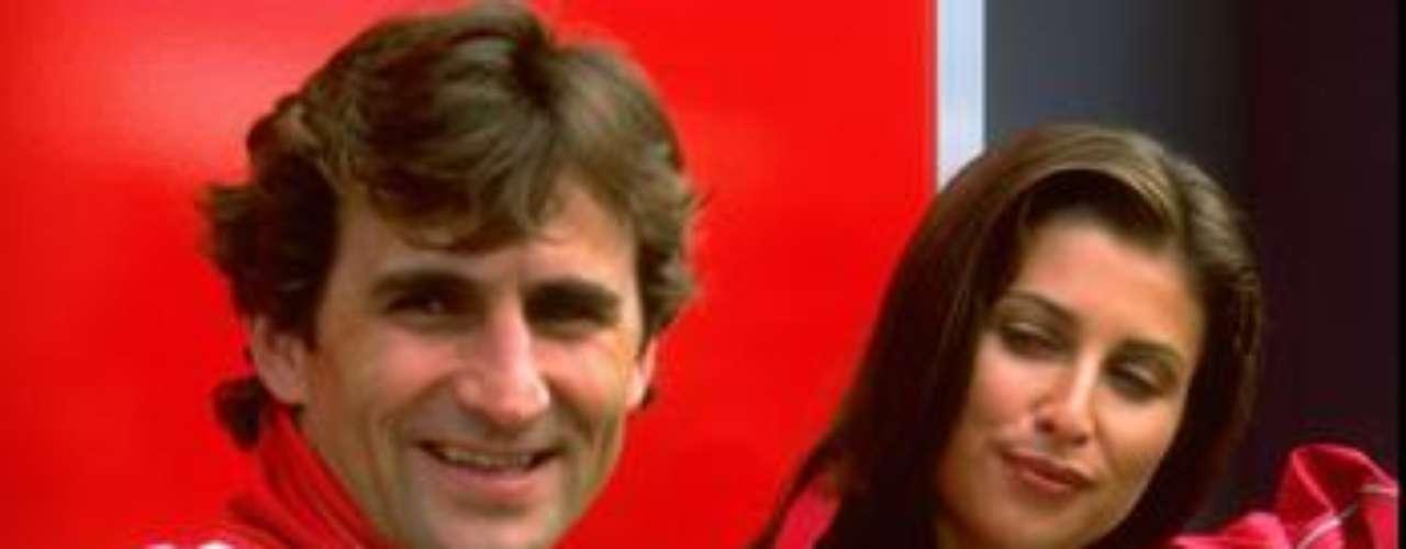 La participación del piloto con Williams, sin embargo, duró apenas un año, y Zanardi retomó la Fórmula Indy en la temporada siguiente.