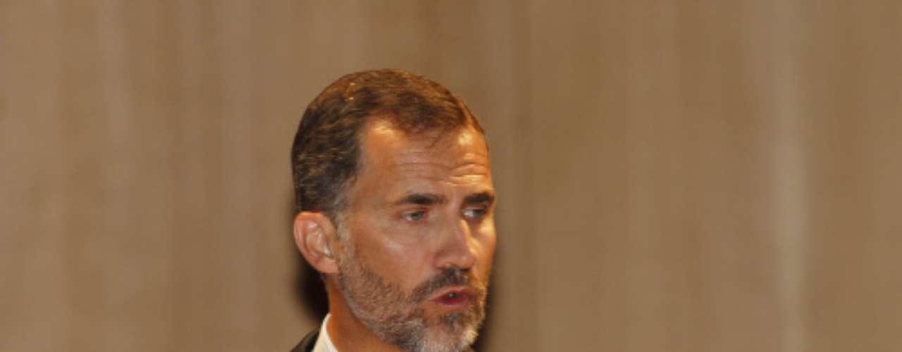Este de Salamanca ha sido el primer acto de don Felipe y doña Letizia desde el pasado mes de agosto.