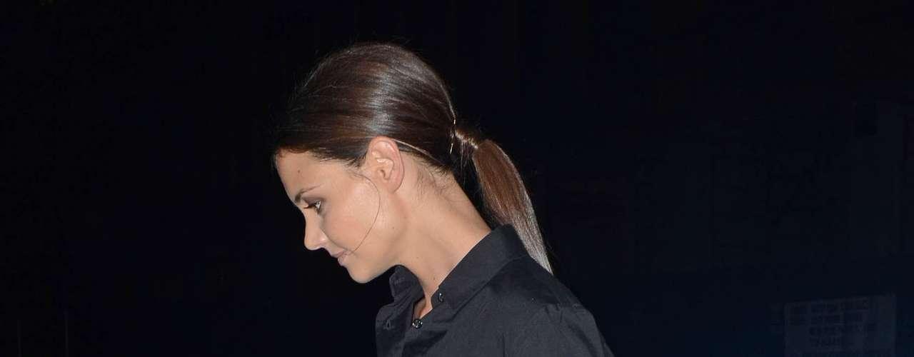 Katie Holmes se acaba de divorciar de Tom Cruise tras cinco años de matrimonio.
