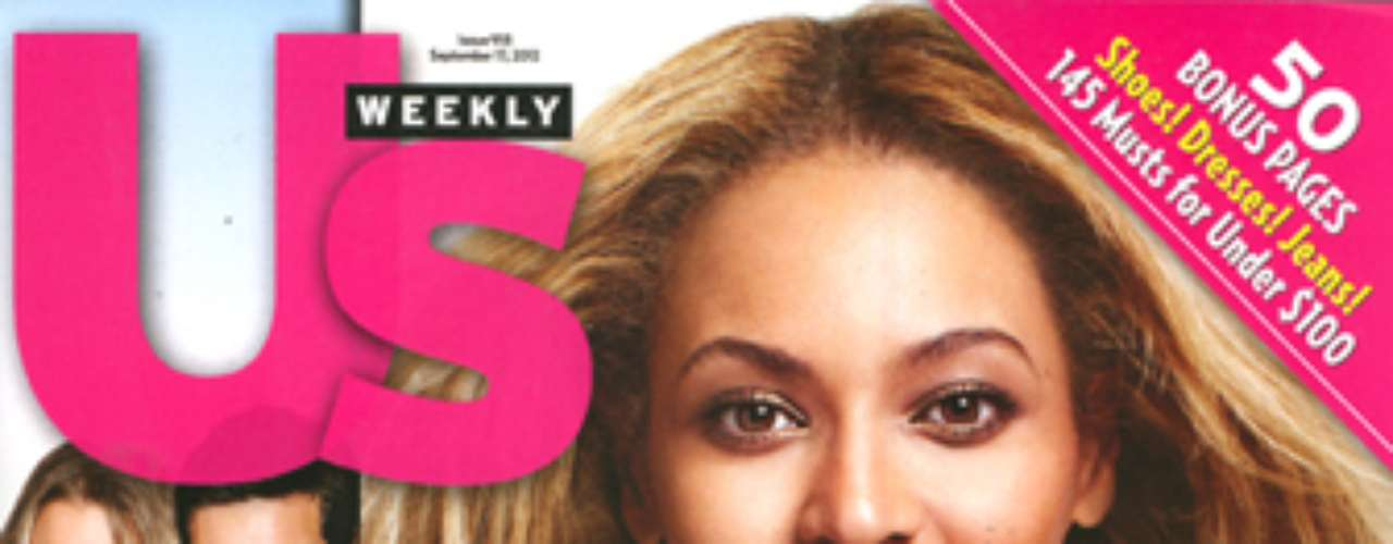 Wow!  What does being America's hottest mom have to do with the style issue?  According to reports, Beyonce got four pages dedicated to her oh-so-fabulous style sense and the rest of the issue was about fall trends.  ZZZZZZzzz...