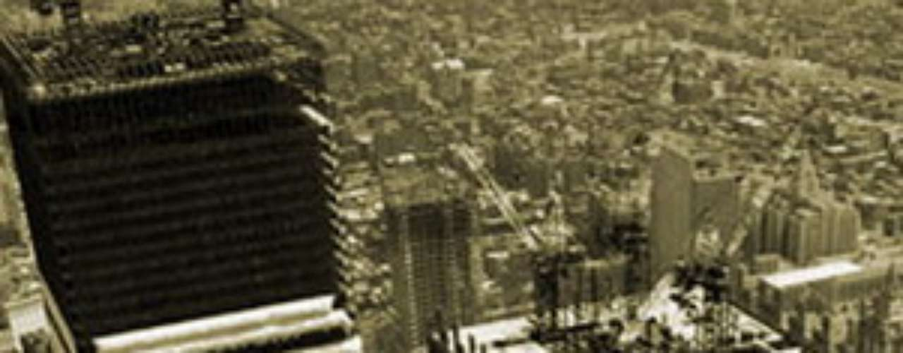 En 1946 nació la idea de crear World Trade Center para estimular la renovación urbana del Bajo Manhattan.